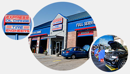 Express Oil & Tire Engineers Franchise Image