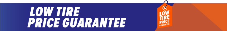 Low Tire Price Guarantee Banner