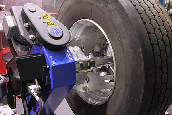 Colony Tire Commercial Wheel Balancing Service