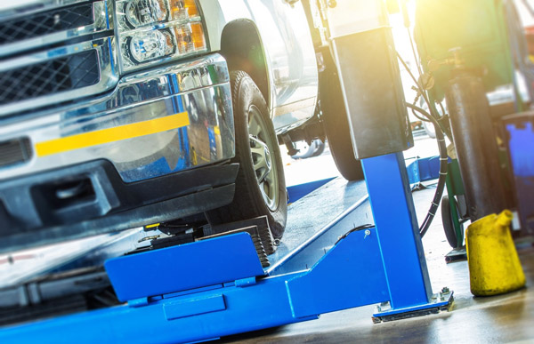 Commercial Vehicle Alignment Service