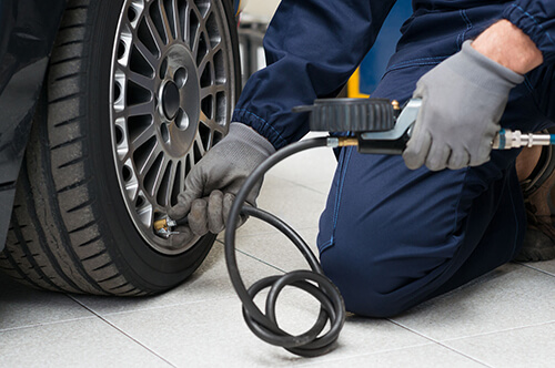 Colony Tire TPMS Service