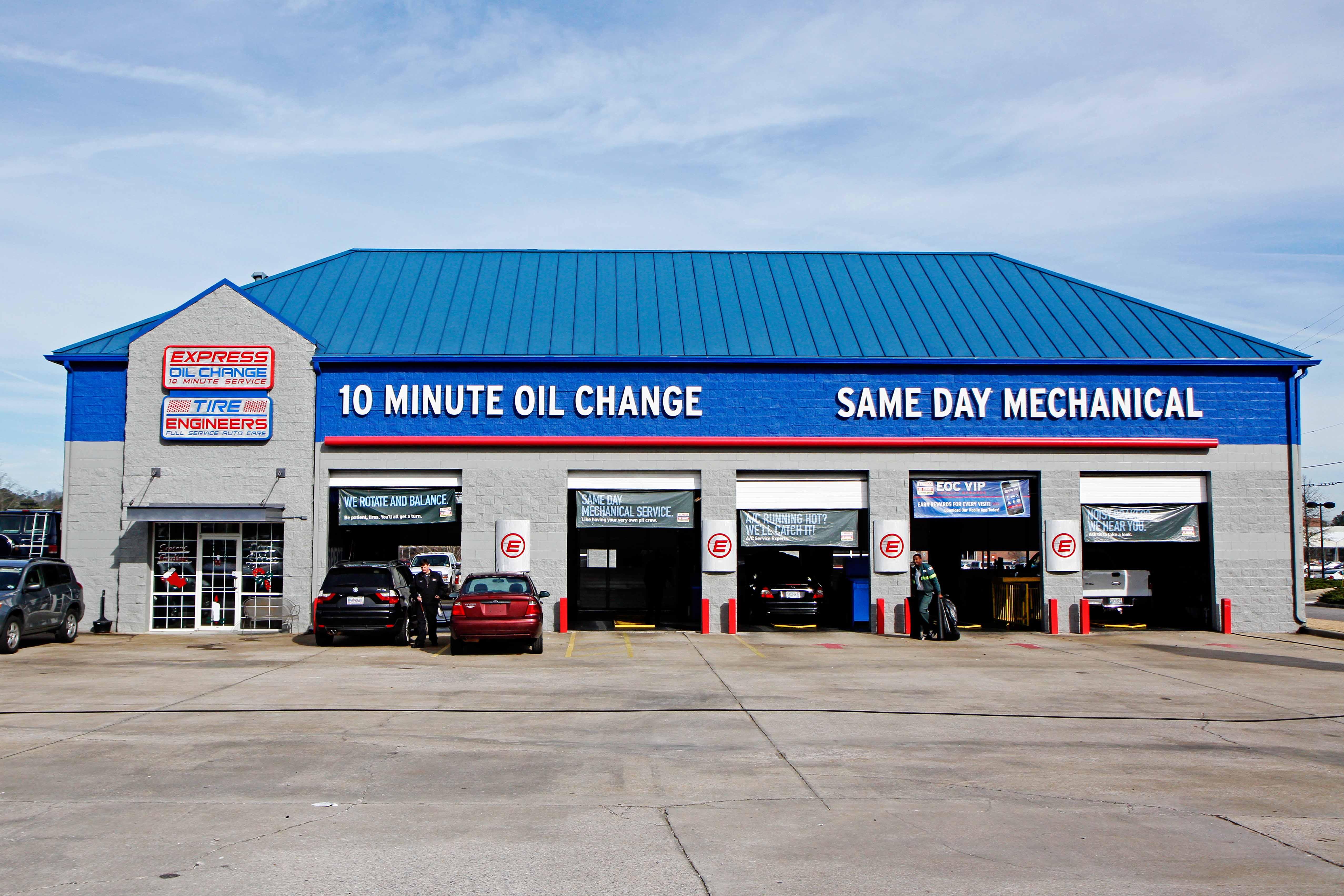 Walmart Car Oil Change Near Me
