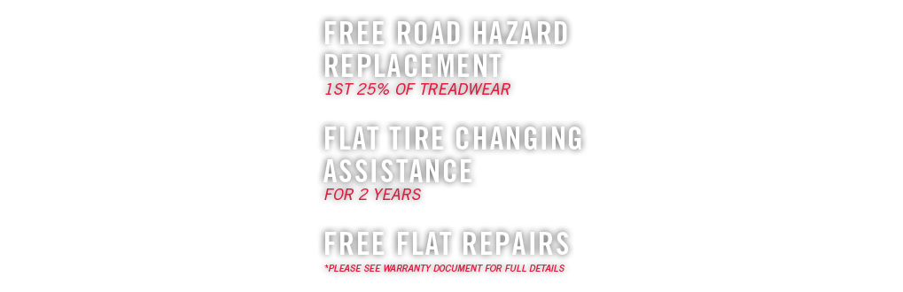 tire protection plan banner text