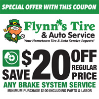 Special Offers Flynn S Tire Auto Service