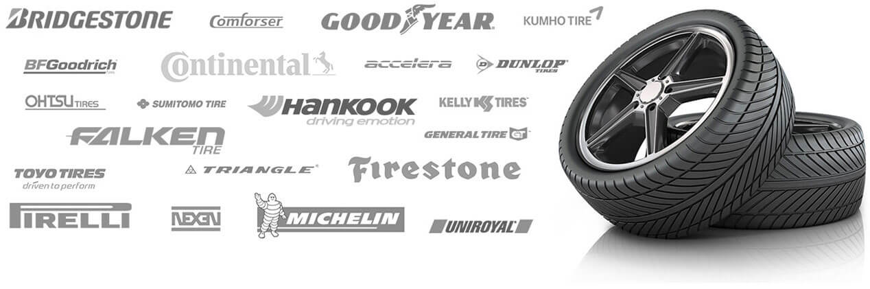 Online Tire Outlet Brands