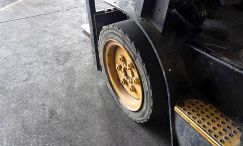 Foam Filling & Press-On Tire Services