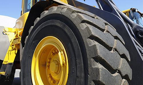 Foam Filling, Press-On Tires, & Tracks