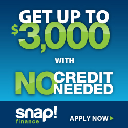 Snap Finance for Peoria/Sun City