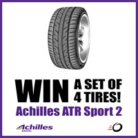 rebate image for Tire Town Achilles Promo