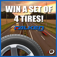 rebate image for Tire Town Falken Promo