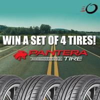 rebate image for Tire Town Pantera Promo