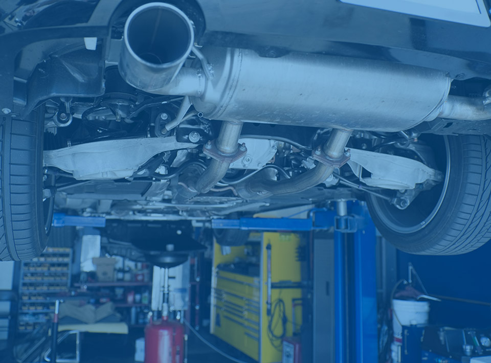 car exhaust system
