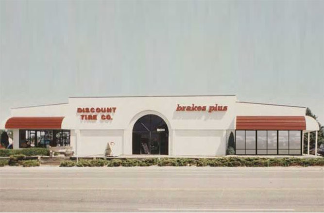 first brakes plus store in englewood, co - 1990