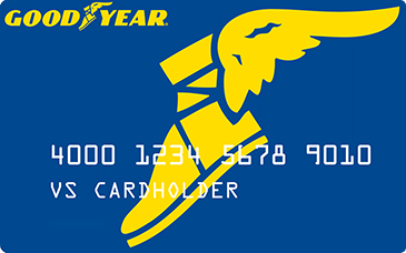Goodyear Financing Card
