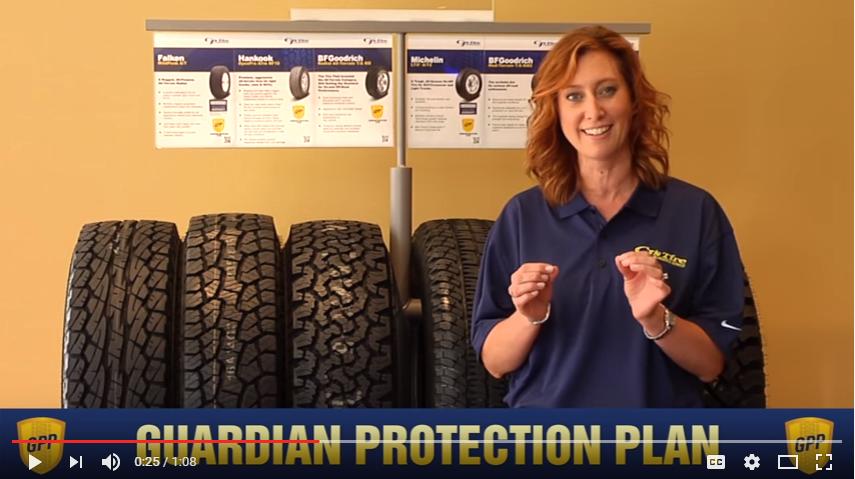 CJ's Tire Price Match Promise