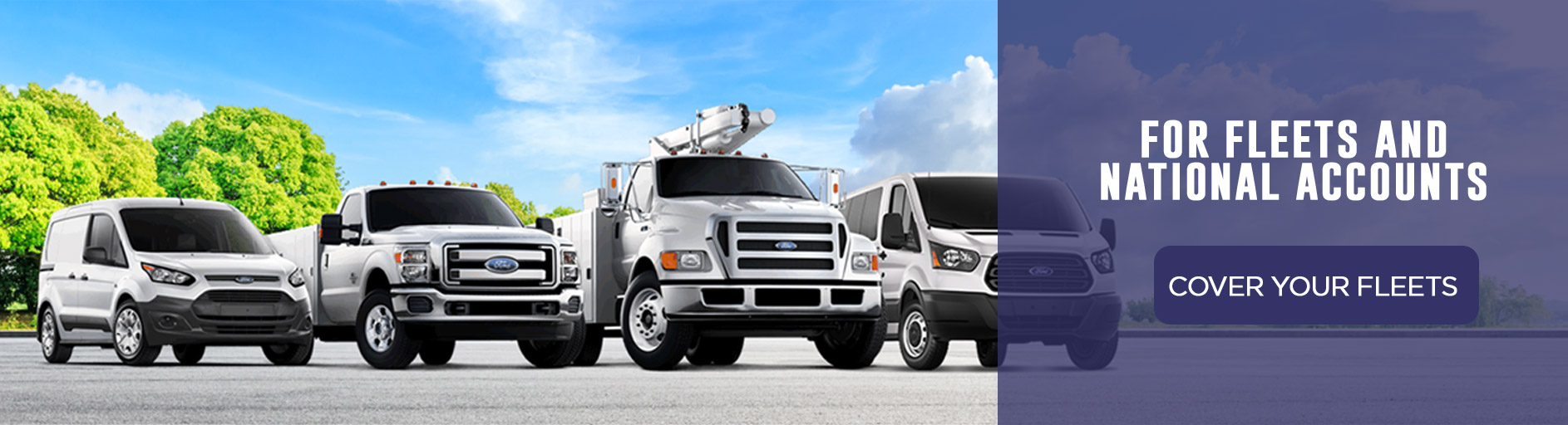 For Fleets and National Accounts