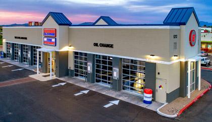 Express Oil Change & Tire Engineers Gilbert, AZ – The Highlands store