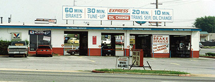 express oil change Birmingham al center point store