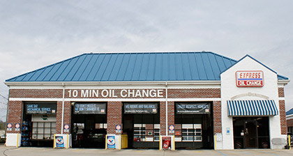 express oil change store