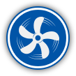 air conditioning service icon