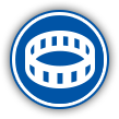 cabin air filter service icon