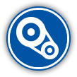 belts hoses service icon