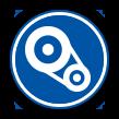 belts hoses service icon