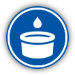 coolant flush service icon