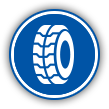 tire information service icon
