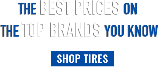 tire banner headline