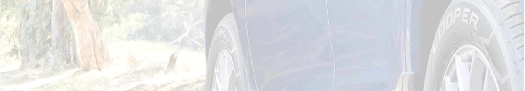 Cooper Tires banner background