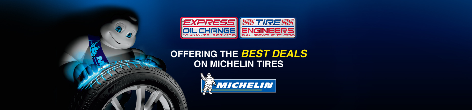 michelin tires banner