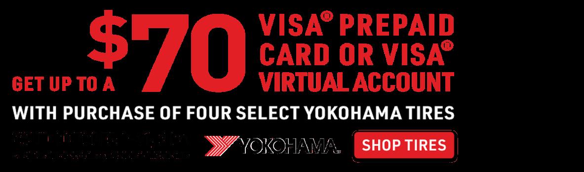 Yokohama promo banner headline