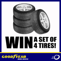 rebate image for Tire Town Goodyear Promo