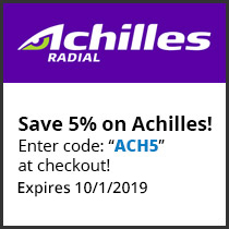 Save 5% on Achilles! Enter code