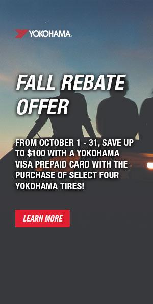 Yokohama Fall Rebate 2018 Flynn S Tire Auto Service