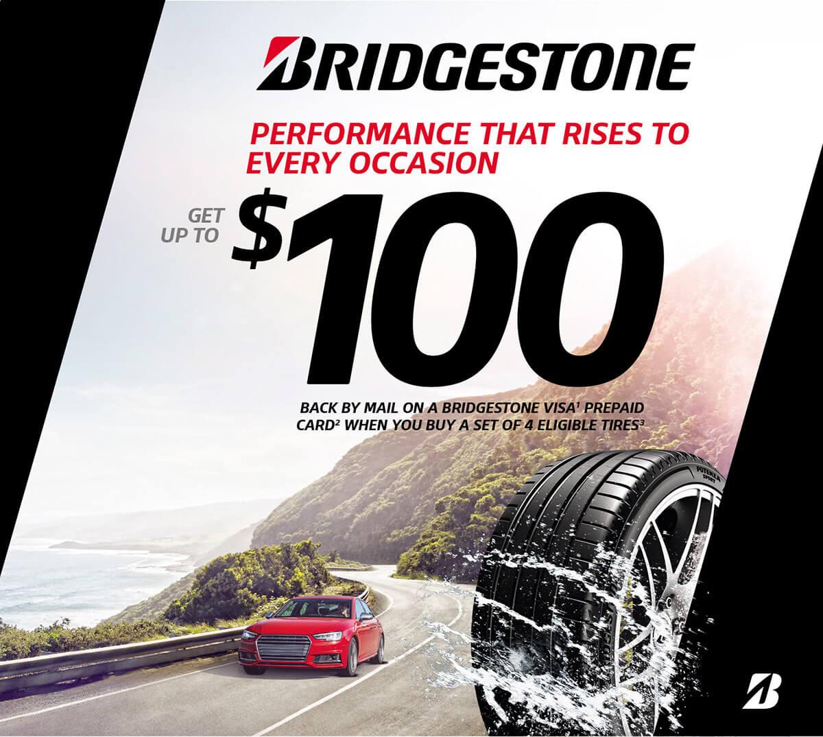 Bridgestone Spring Promo 2021